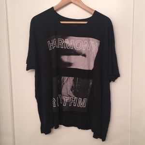 All Saints Dissonance Top shirt S/M perfectly worn